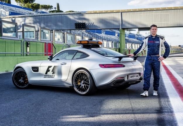 Mereu primul în cursă – șoferul Safety Car-ului din Formula 1