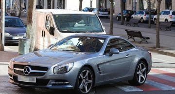 "Shakira își parchează Mercedes-ul ""Whenever, Wherever"""