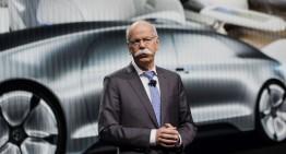 Zetsche nu se retrage! Contractul cu Daimler, extins până în 2019