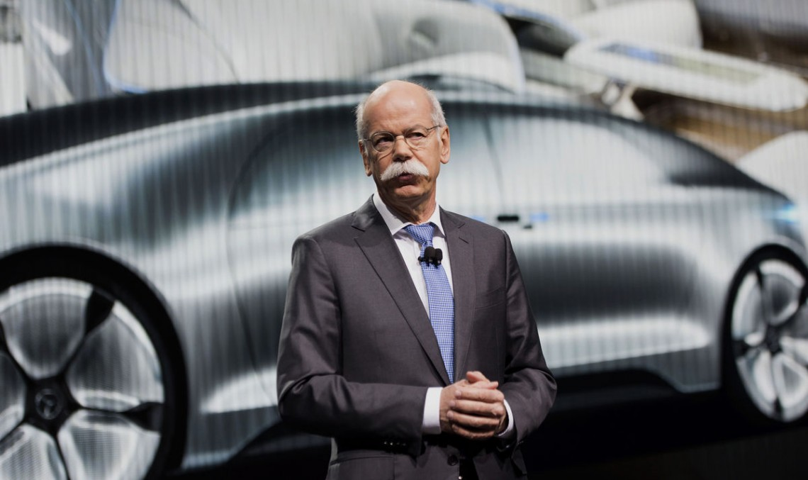 Cele mai mari dividende din istoria Daimler AG (video)