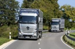 Mercedes-Benz Actros 1842 câștigă premiul Green Truck Award