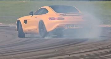 EVO conduce – nu, face praf un Mercedes-AMG GT S pe circuit