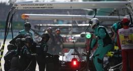 Avanpremieră MERCEDES-AMG PETRONAS înaintea Marelui Premiu al Chinei 2015