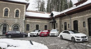 Marea dilemă: ce alegi din clasa compactă de la Mercedes-Benz