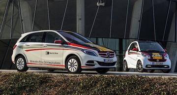 Daimler: Mașinile electrice, ideale pentru școlile de șoferi