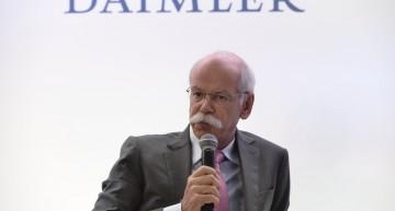 Profitul Daimler în creștere în primul sfert al anului 2015