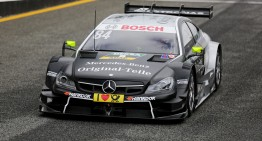 Video: Mercedes-AMG 2015 DTM în teste la Estoril