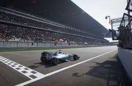 China F1: 1-2 pentru Mercedes