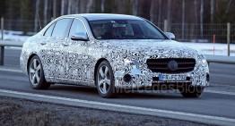 Informații noi despre viitorul Mercedes E-Class