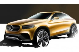 Patru zile până la debutul conceptului GLC Coupe