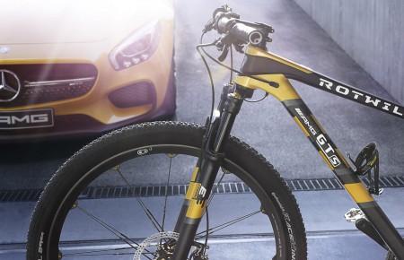 ROTWILD GT S - Mountainbike