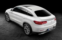 Prețurile oficiale pentru noul Mercedes-Benz GLE Coupe