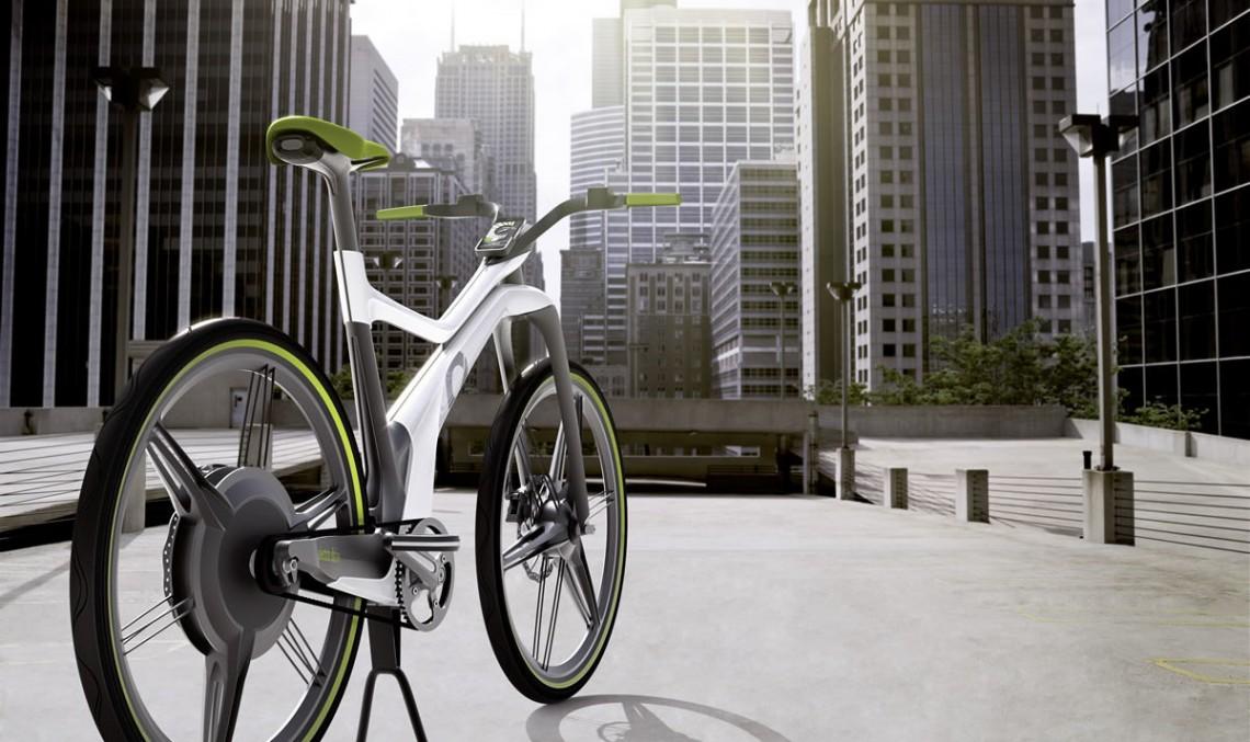 Fără blocaje rutiere – bicicleta smart