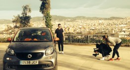 "Smart forfour apare într-un video-clip: ""Ain't Nobody"" (""Nimeni altcineva"")"
