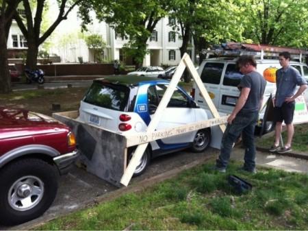 smart parcat prost bad parking