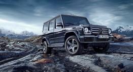 Mercedes-Benz G-Class facelift. Regele off-road-ului întinereşte