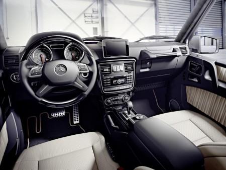 G-Class facelift