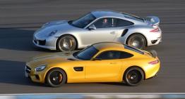 Duelul anului, dubla #153: 911 Turbo vs. AMG GT S