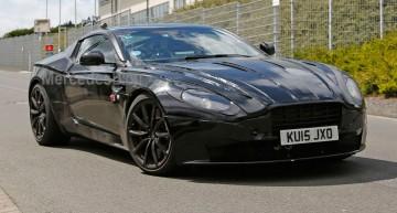 Aston Martin DB11 va provoca S-Class Coupe