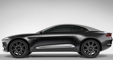 Aston Martin ar putea folosi o platformă proprie pentru DBX