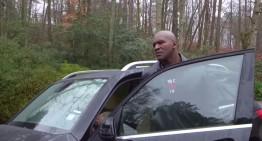 Nu vă puneți cu Evander Holyfield și Mercedes-ul său!