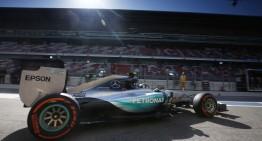 Spania F1 Calificări: Rosberg în pole, Hamilton îl urmează