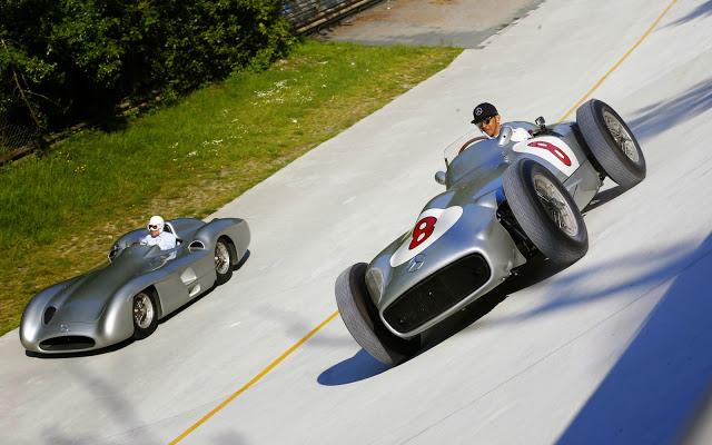 Jumătate de secol între ei: Lewis Hamilton vs Sir Stirling Moss