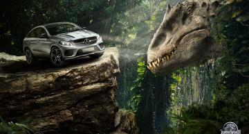 """Jurassic """"Mercedes"""" World. Vă stricăm surpriza!"""
