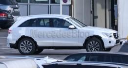 Lansarea noului Mercedes-Benz GLC, confirmată pentru 17 iunie