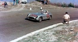 Neînvins. Sir Stirling Moss spune povestea cursei Mille Miglia