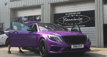 Purple Rain S-Class