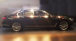 PRIMA FOTOGRAFIE. Noul BMW Seria 7 a fost dezvăluit