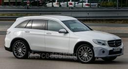 Noi informații despre seria Mercedes GLC