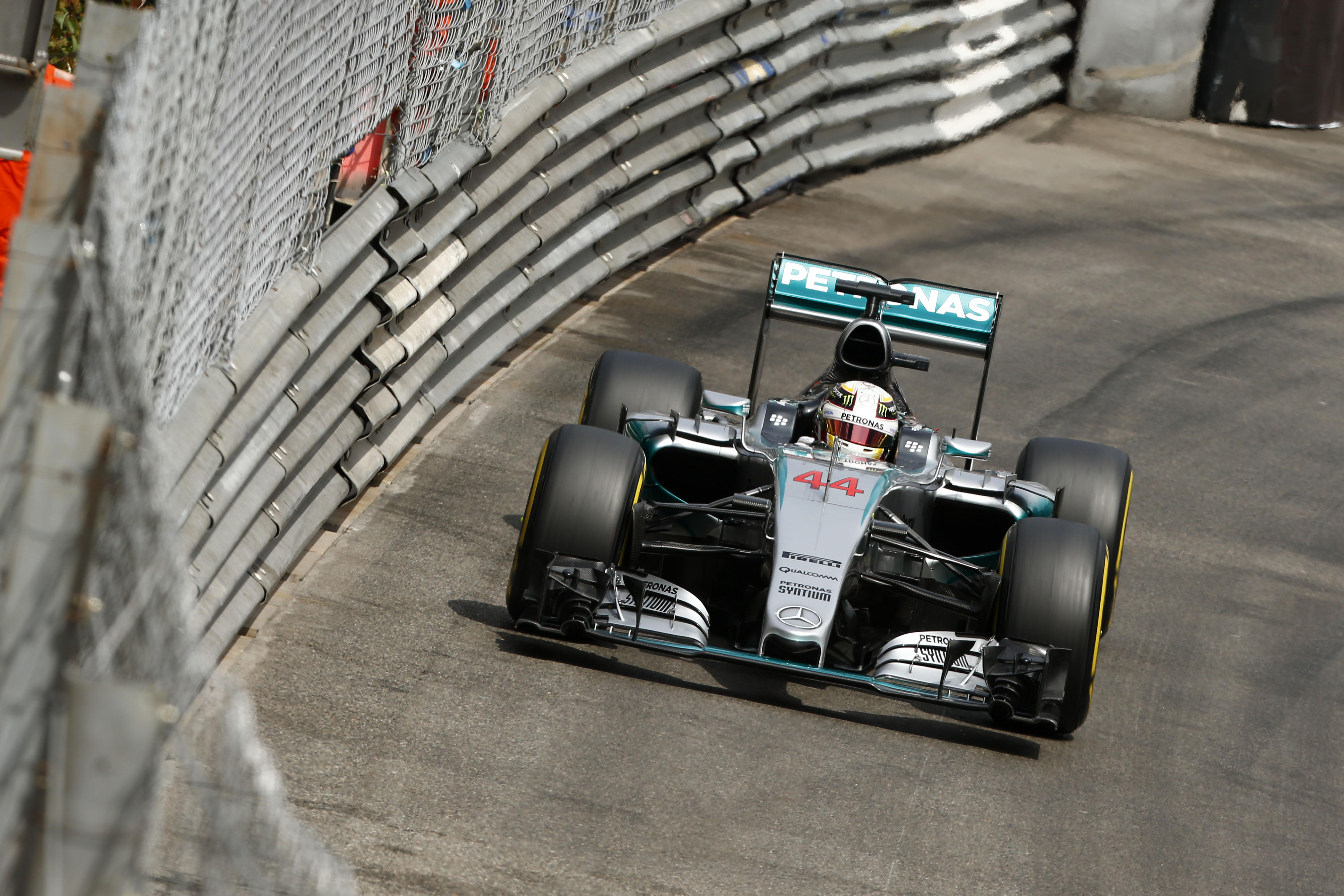 Monaco F1 calificări: Hamilton în pole, Rosberg pe doi