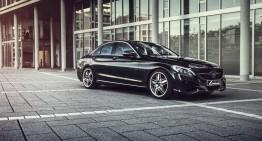 Mercedes-Benz C 400 tunat de Lorinser – nu-i rău deloc