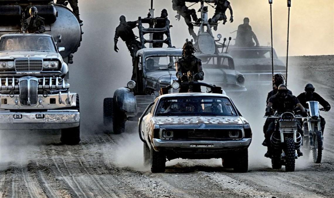 Mașinile din Mad Max: Fury Road – Mercedes-Benz e printre ele