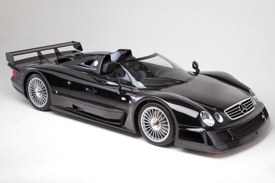 Supermașina care nu și-a întâlnit supereroul: Mercedes-Benz CLK GTR
