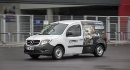 Mercedes-Benz Citan primește motoare Euro 6