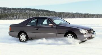 Mercedes-Benz sărbătorește 20 de ani de la inventarea ESP-ului