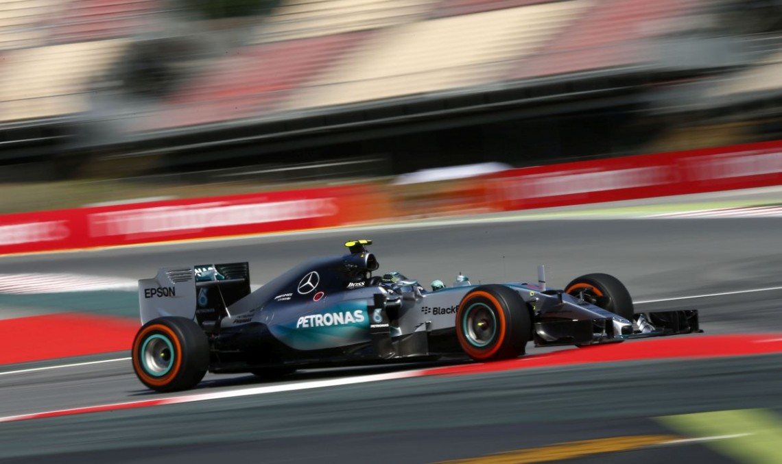 F1: Două zile de teste în Spania