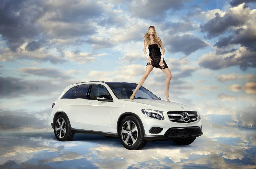 Zâna mașinilor și un Mercedes-Benz GLC – Hybrid by Nature