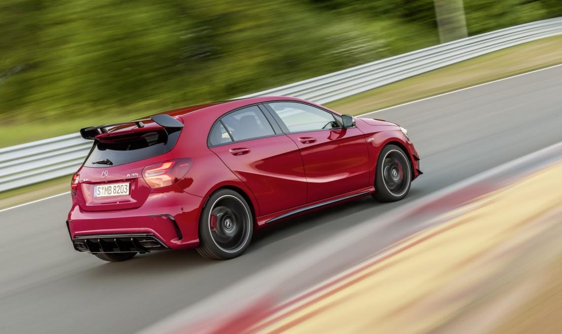 Primul video cu Mercedes A-Class facelift. O mașină făcută să ajungă departe!
