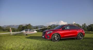 Mercedes-Benz GLE este gata de condus! Cele mai recente fotografii și clipuri