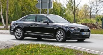 SPIONAJ. Noul Audi A4 se dezbracă de secrete
