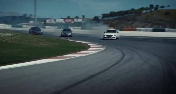 Rock pe circuit: Mercedes-AMG C 63 și Linkin Park