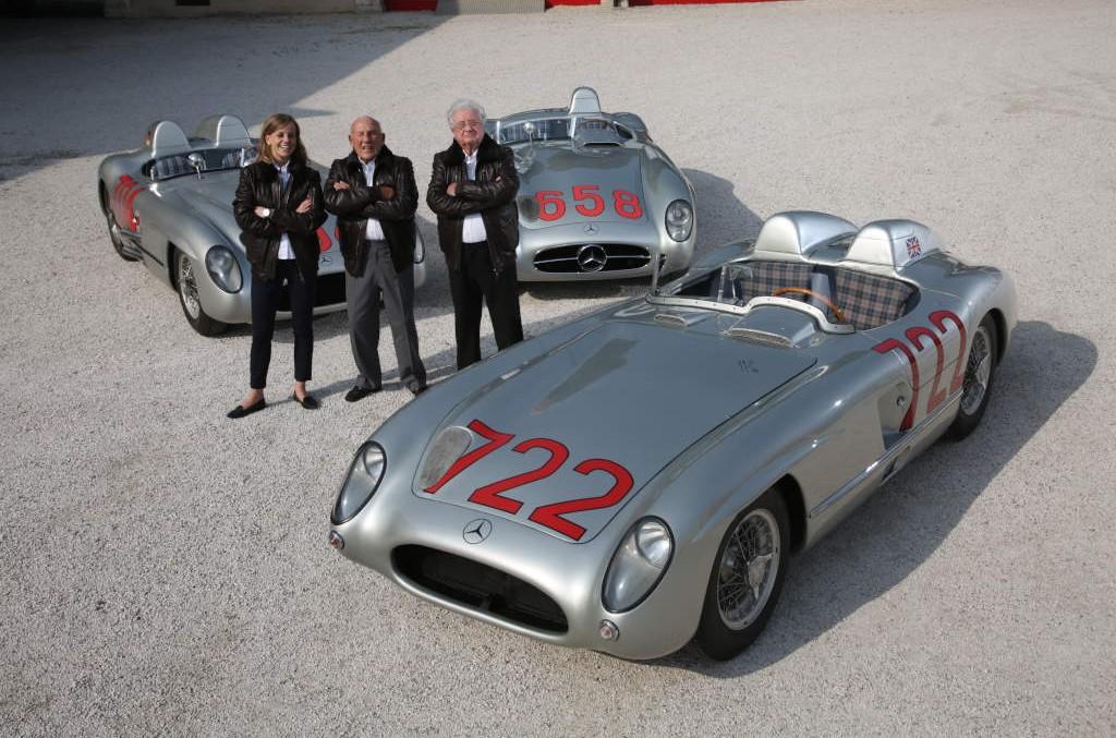 Sir Stirling Moss revine pe circuit la Festivalul Vitezei de la Goodwood