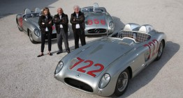 Sir Stirling Moss revine pe circuit la Festivalul Vitezei de la Goodwood