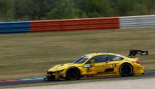 Lausitzring (DE) 31th May 2015. BMW Motorsport, Timo Glock (DE) DEUTSCHE POST BMW M4 DTM. This image is copyright free for editorial use © BMW AG (05/2015).