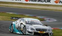 Motorsports: DTM race Lausitzring,    #12 Daniel Juncadella (ESP, Muecke Motorsport, Mercedes-AMG C63 DTM) *** Local Caption *** www.hochzwei.net