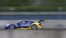 Motorsports: DTM race Lausitzring,